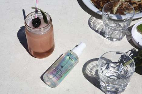 Sun-Activated Hair Lightening Sprays