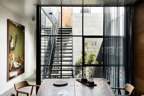 Contemporary Victorian House Redesigns