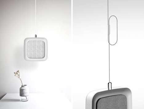 Optimized Hanging Air Purifiers