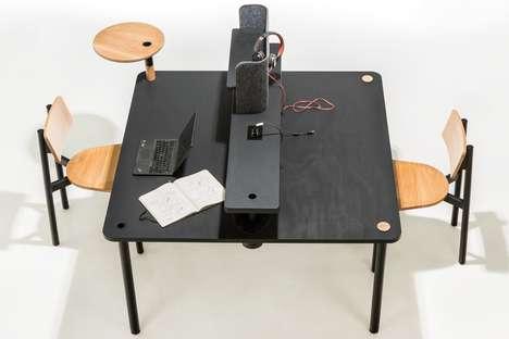 Multifunctional Modular Office Furniture