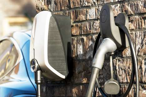 User-Friendly Car Chargers - The 'Elvi' Charger Can be Easily Opened for Maintenance