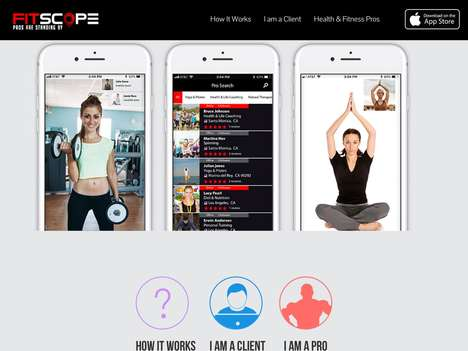 Live-Streaming Workout Apps