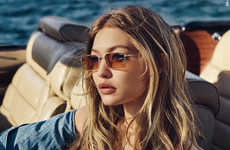 Luxe Model Collaboration Eyewear