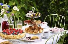 Furniture Retailer Tea Events - IKEA is Sharing the Tradition of the Swedish Fika or Afternoon Tea