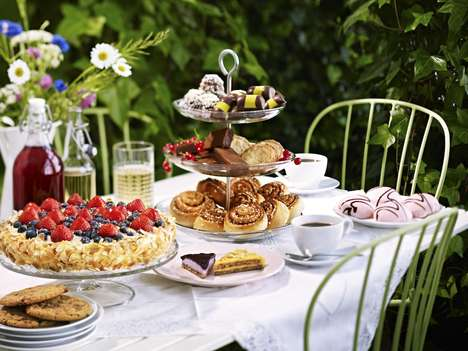 Furniture Retailer Tea Events