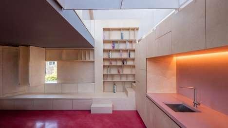 Fluid Co-Habitation Spaces