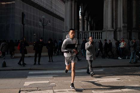 Lightweight Breathable Running Gear