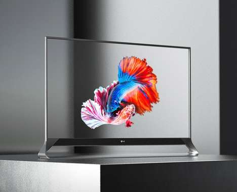 Trend maing image: Disappearing See-Through TVs
