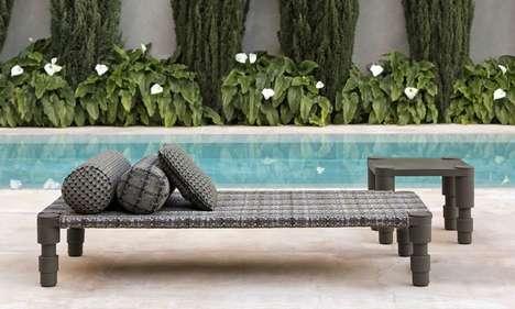 Indian Handloom Outdoor Furniture