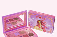 Buttery Lilac-Hued Eyeshadows - Lime Crime's 'Venus III' Palette is Perfect for the Spring