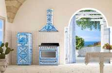 Opulent Italian Appliances