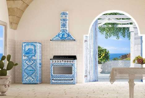 Opulent Italian Appliances
