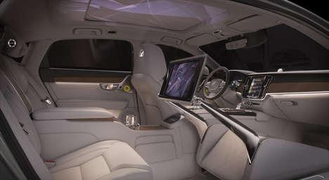 Planetarium Passenger Cars