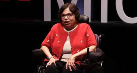 Fighting for Disability Rights - Judith Heumann's Talk on Disability Highlights What Needs to Change