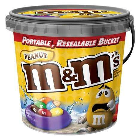 Party-Size Candy Buckets