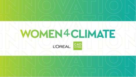 Gender-Specific Climate Change Initiatives