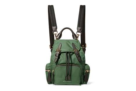 Racing-Green Mini Bags