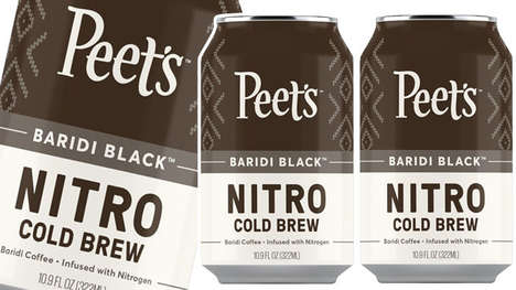 Chocolate Cold Brew Coffees