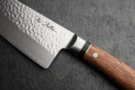 Carbon Core Kitchen Knives