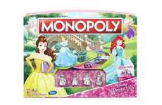 Princess-Themed Board Games - Hasbro's Monopoly Disney Princess Edition is Perfect for Disney Fans