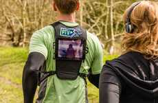 TV-Equipped Running Coaches - David Lloyd's 'PTVs' Enhance Personal Training with Digital Screens