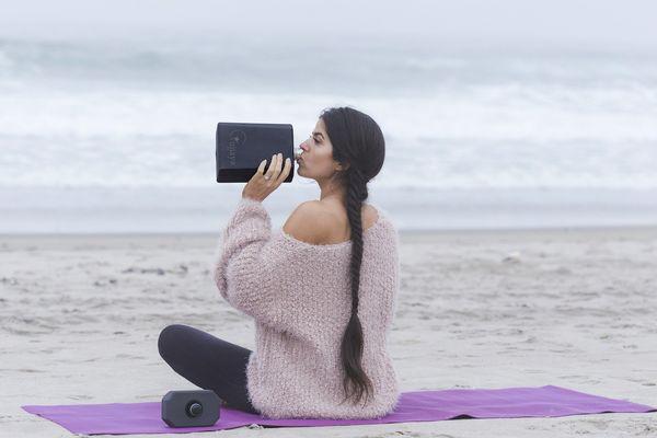 Yoga Block Water Bottles