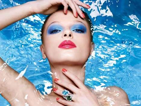 Summer Cosmetic Lookbooks