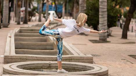 Vibrant Artwork Activewear - The Beauty and the Mess Wearable Art Leggings are Comfy and Stylish
