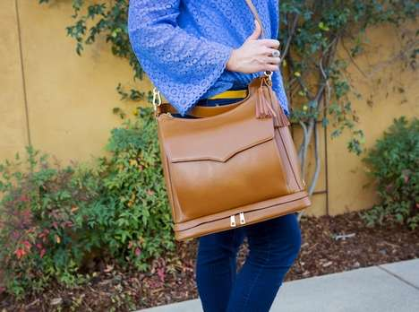 Ultra-Luxe Stylish Baby Bags