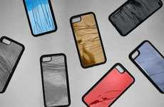 Car Wreckage Smartphone Cases