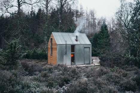 Inspiring Off-Grid Shelters
