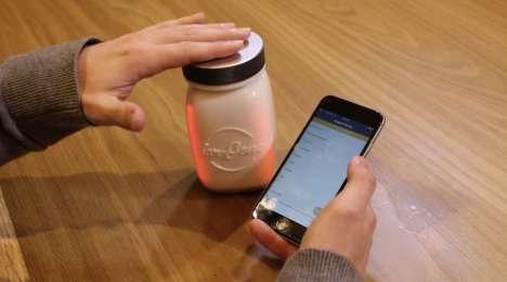 High-Tech Swear Jars