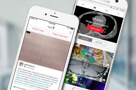 Healthcare Professional Social Apps