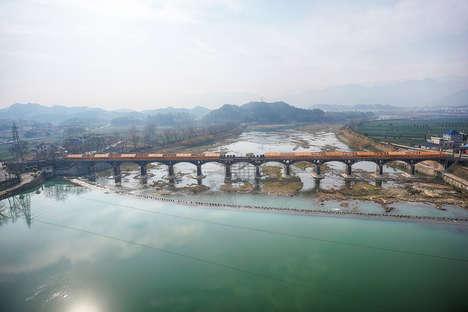 Lengthy Wood-Covered Bridges