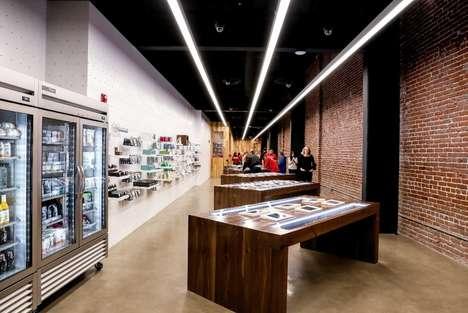 High-End Cannabis Retail Expansions