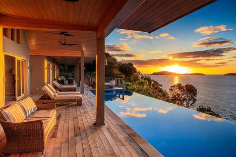 Luxe Private Island Resorts