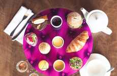 In-Flight Tea Services - Virgin Atlantic Will Soon Be Serving Afternoon Tea on a Plane