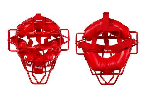Designer Catcher's Masks
