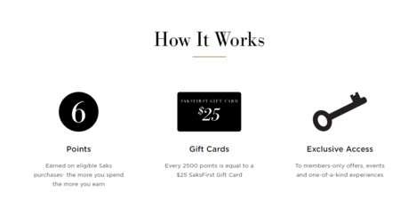Luxe Fashion Reward Programs