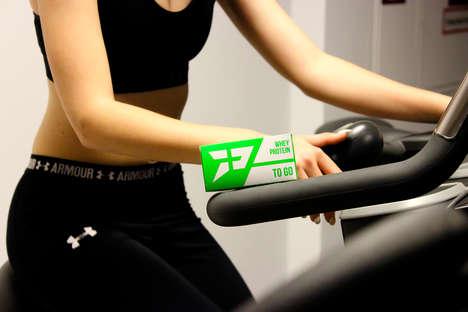 Convenient Healthy Protein Shakes