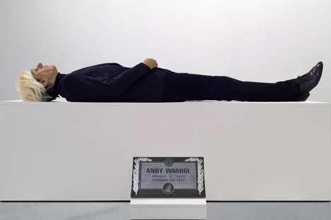 Artist-Inspired Hyper-Realistic Sculptures