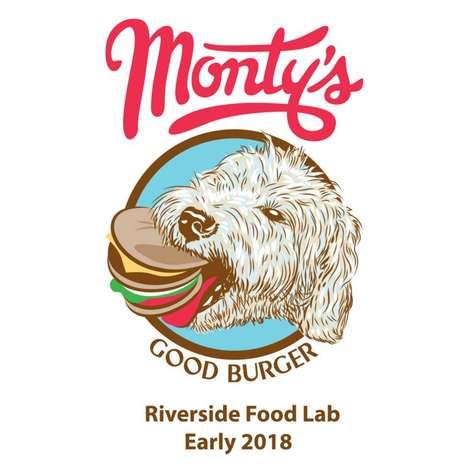 Vegan Burger-Centric Eateries