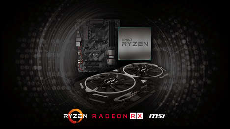 Affordable PC Parts Bundles - AMD's Combat Crate Bundle Hopes to Combat Inflated PC Part Prices
