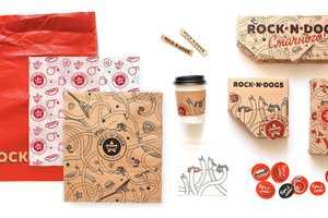 Corrugated Takeaway Food Packaging