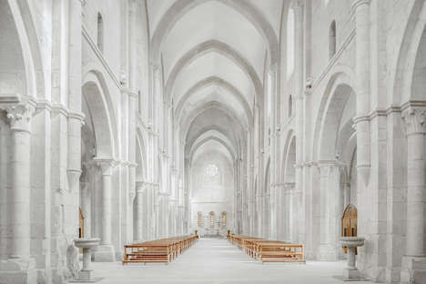 Breathtaking Cistercian Architecture Photography