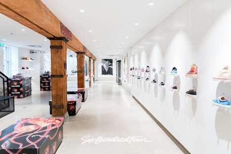 VR Sneaker Galleries