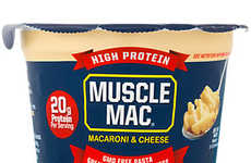 Protein-Packed Macaroni Cups