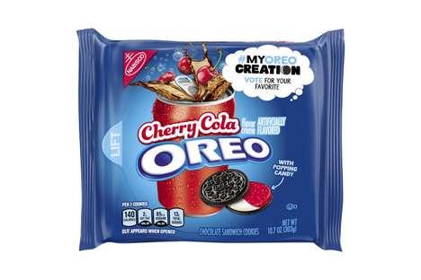 Soda-Inspired Cookie Snacks