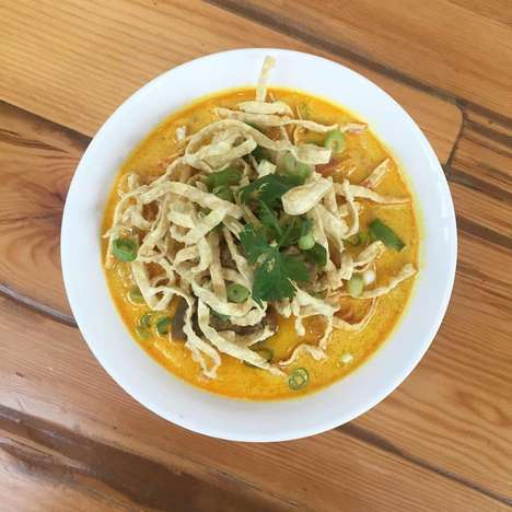 Regional Thai Eateries