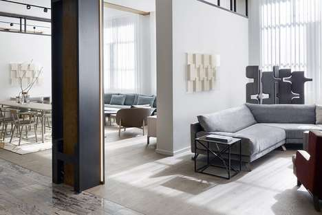 Immersive Home Design Showrooms